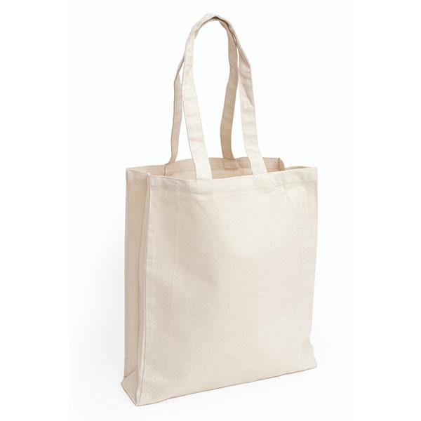 Cotton Canvas Bag - Full Colour