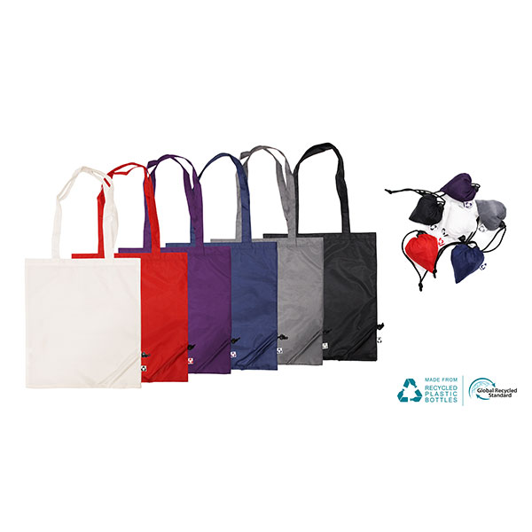 Green & Innocent Tausi Eco Recycled Foldable Bag