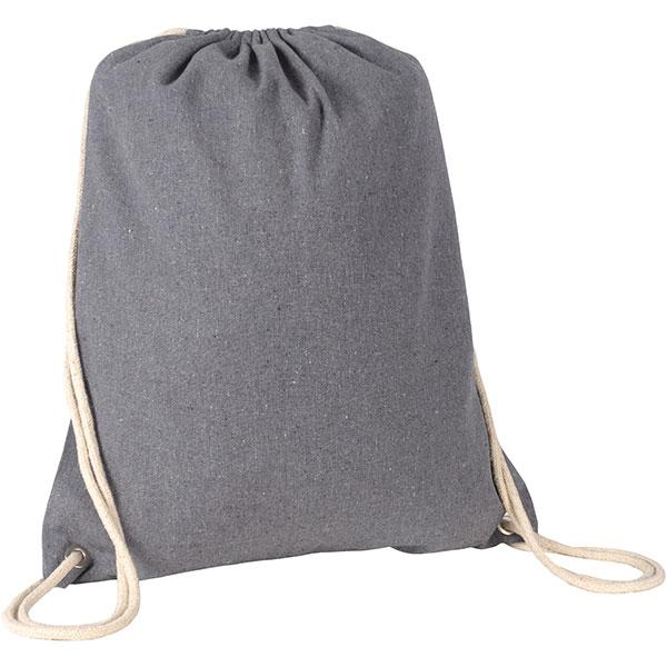 Newchurch 6.5oz Recycled Cotton Drawsting Bag