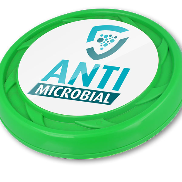 Antimicrobial Turbo Flying Disc