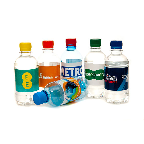 330ml rPET Bottled Water