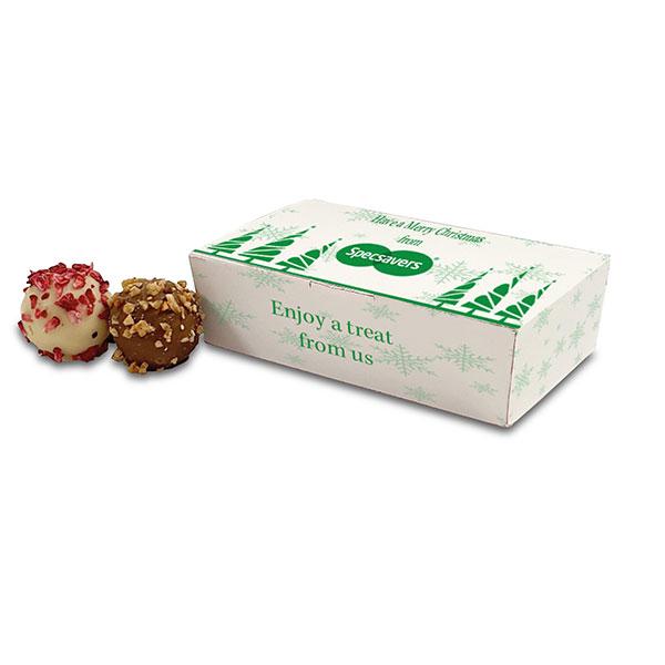 Ballotin Six Chocolate Box