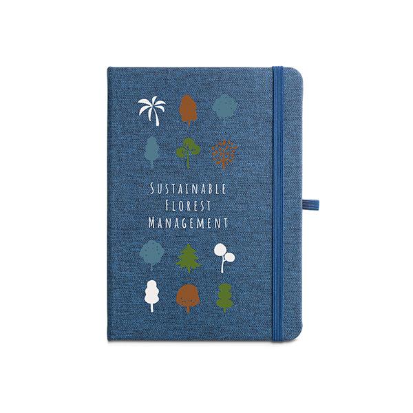 Boyd rPET A5 Notebook