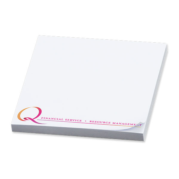 NoteStix Square Adhesive Pads 75 x 75mm - Full Colour