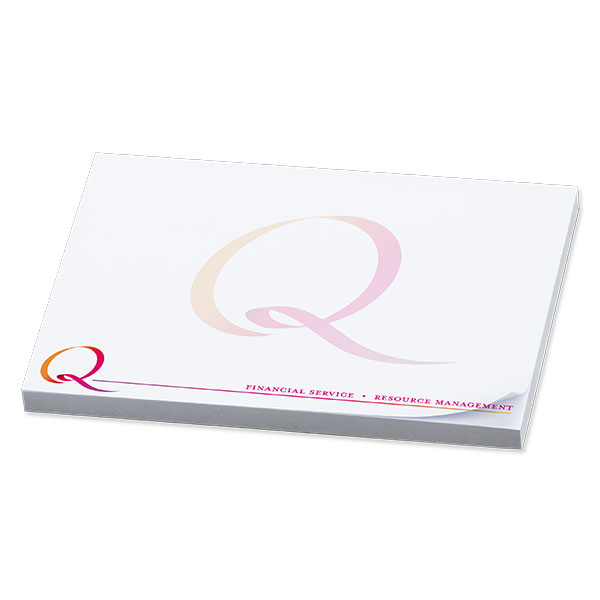 NoteStix Standard Adhesive Pads 105 x 75mm - Full Colour