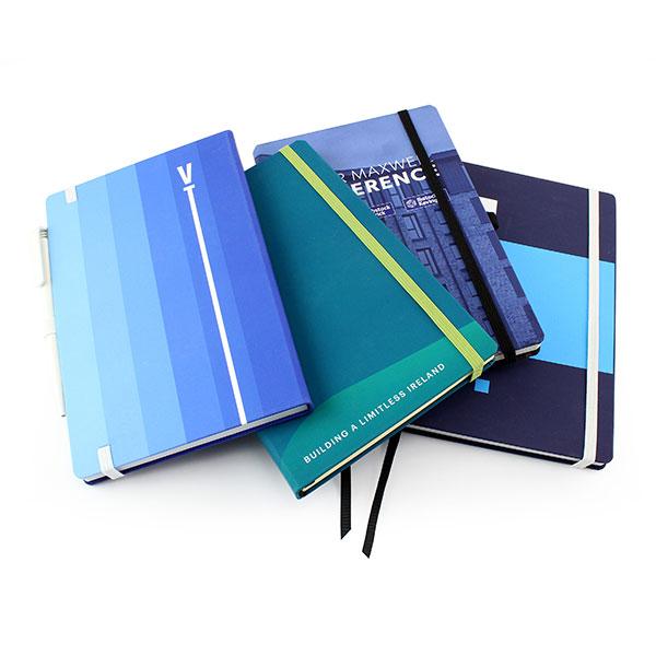 A5 Casebound Notebook - Full Colour