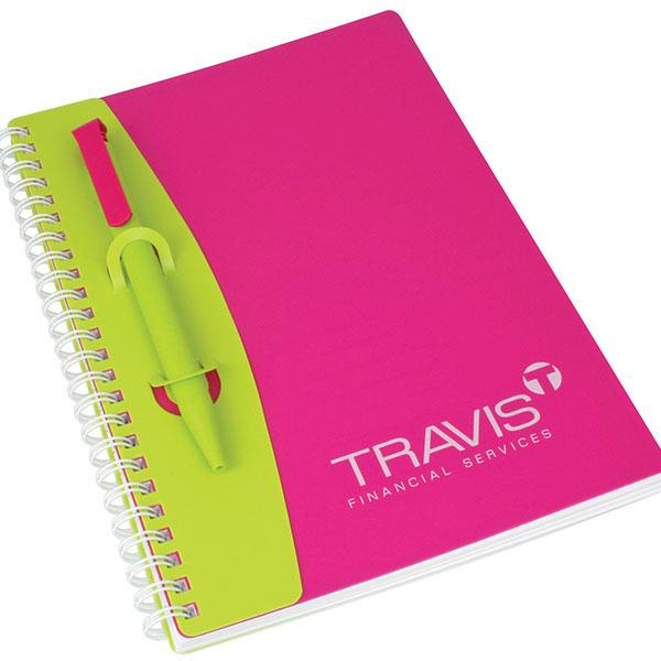 A5 Wiro-Smart Mix n Match Notebook