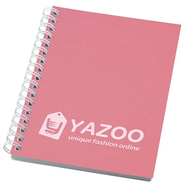 A6 Enviro Wiro-Bound Till Receipt Notebook