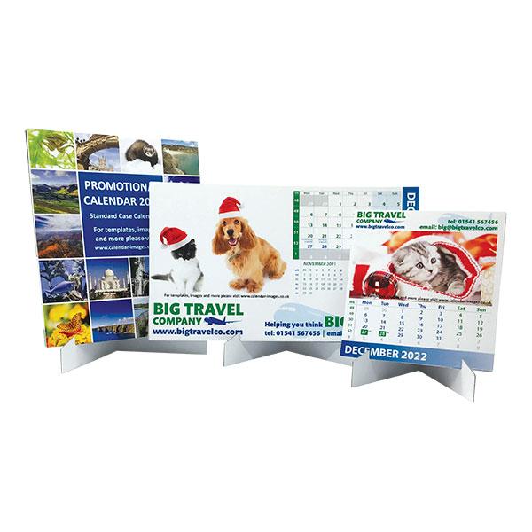 Standard Eco Desk Calendar