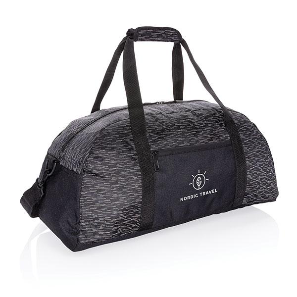 Aware rPET Reflective Weekend Bag