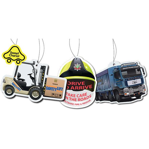 Sweet Chariot Car Air Freshener