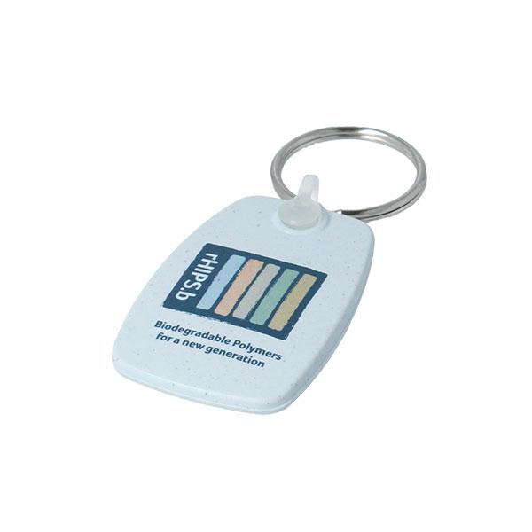 rHIPS.b Classic Recycled Key Ring