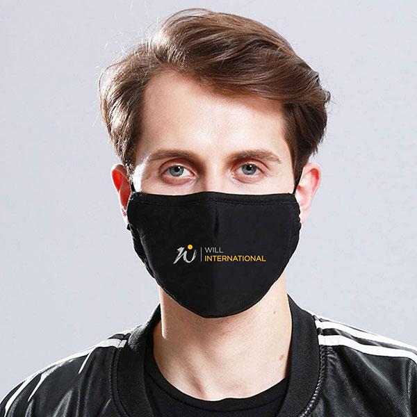 One Protection 3 Layer Reusable Face Covering