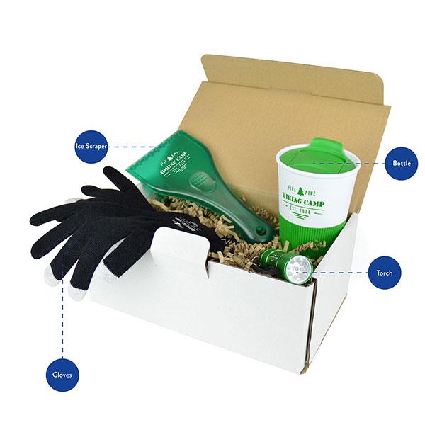Mail Box - Winter