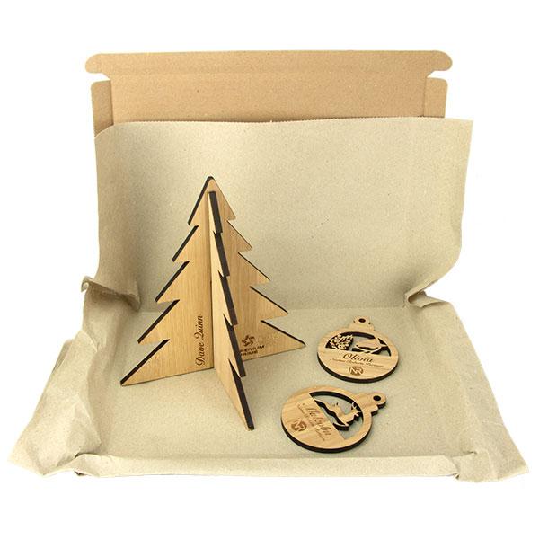 Postal Pack - Moso Bamboo Xmas