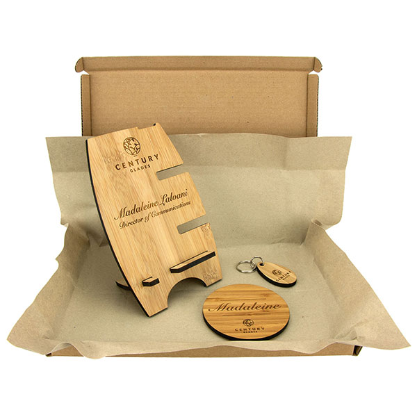 Postal Pack - Moso Bamboo Office
