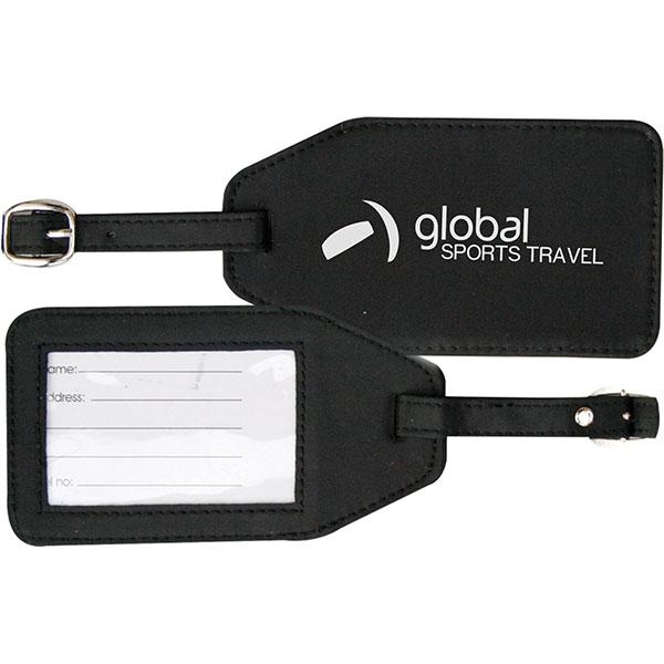 Microfibre Luggage Tag