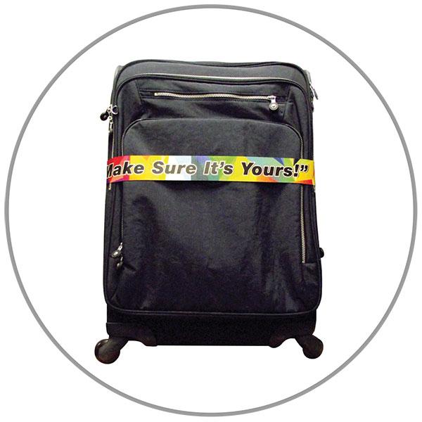Luggage Strap - Full Colour