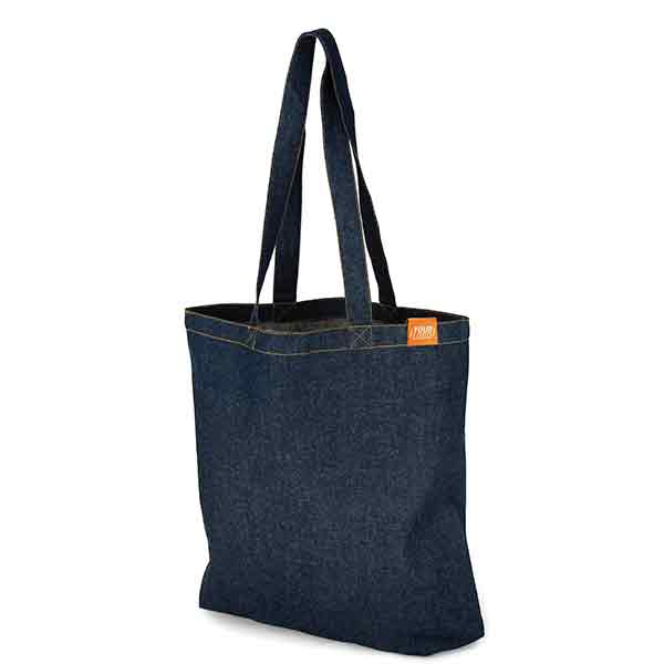 Green & Good Carnaby Denium Shopper