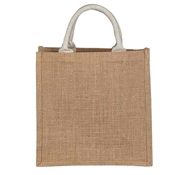 Small Jute Shopper