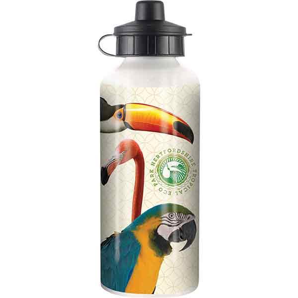 Stainless Steel Sports Bottle 600ml