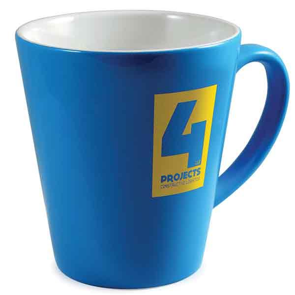 Little Latte ColourCoat Mug