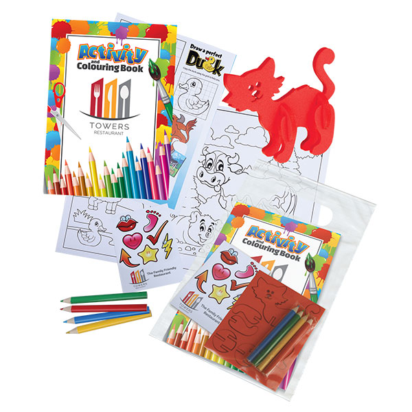 Childrens Activity Pack
