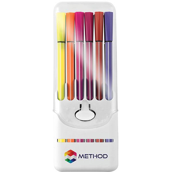 Aquarel Felt Tip Pen Set - 1 Colour