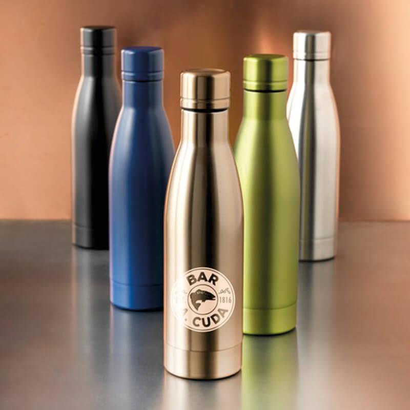 Vasa 500ml Copper Vacuum Insulated Bottle